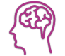 Icon for human brain